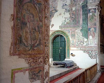 Kirchenmalerei - p945m1214554 von aurelia frey