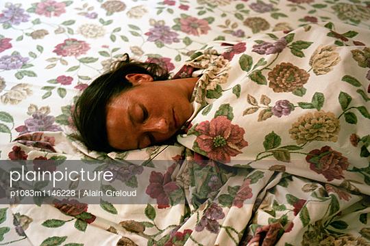 Schlafen - p1083m1146228 von Alain Greloud