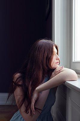 Dreaming away - p1076m901332 by TOBSN