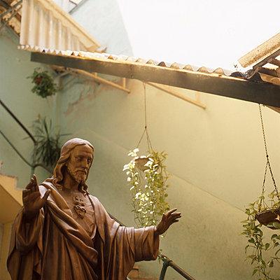 Christusfigur - p9791917 von Kriwy
