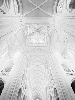 Nave, Fécamp, Normandy - p1137m931613 by Yann Grancher