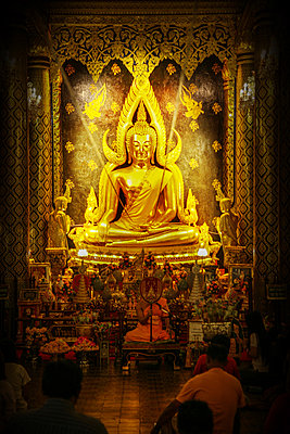 Wat Phra Si Rattana Mahathat - p375m1021453 by whatapicture
