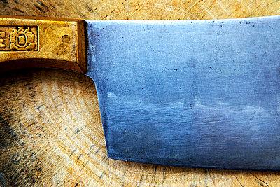 Asiatisches Messer - p6370212 von Florian Stern