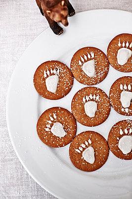 Cookies, Bear paws - p1239m2272784 by Krista Keltanen