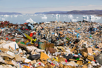 Climate change in Greenland. - p3434385 by Ashley Cooper/GHG