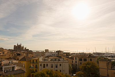Views over Palma - p383m1109332 by visual2020vision