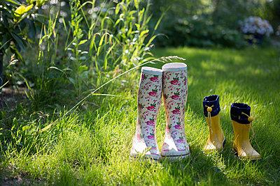 Der Garten wartet - p454m939151 von Lubitz + Dorner