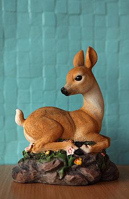 Deer - p045m854398 by Jasmin Sander