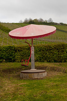 Karussell - p470m1134331 von Ingrid Michel