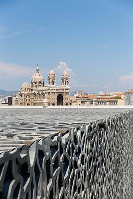 Marseille Cathedral  - p756m1464795 by Bénédicte Lassalle