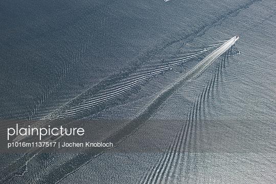 Schiffe auf der Nordsee - p1016m1137517 von Jochen Knobloch