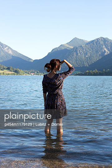 Beautiful place! - p454m1179129 by Lubitz + Dorner