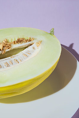 Honeydew melon - p1149m1146835 by Yvonne Röder