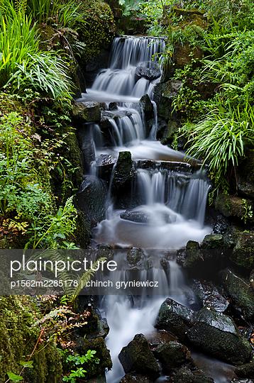 Small Waterfall - p1562m2285178 by chinch gryniewicz