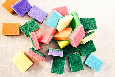 Sponges - p1043m902334 by Ralf Grossek