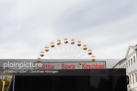 Karussell - p1040m2142947 von Dorothee Hörstgen