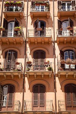 Wohnhaus in Palermo - p382m2164342 von Anna Matzen