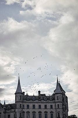 Dunrobin Castle - p1124m1491967 von Willing-Holtz
