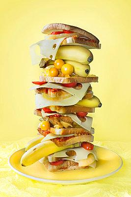 Sandwich - p9090018 by Nora Dal Cero