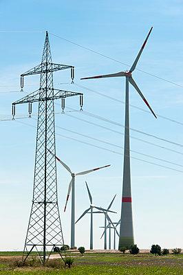 Stromerzeugung und Stromversorgung - p1079m1042133 von Ulrich Mertens