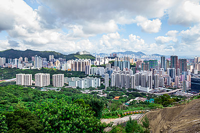 Shing Man Country Park, Hong Kong - p1558m2132814 by Luca Casonato