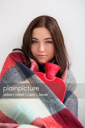 Huh, kalt! - p454m1146809 von Lubitz + Dorner