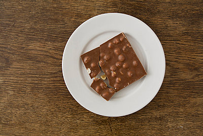 Schokolade  - p4540109 von Lubitz + Dorner