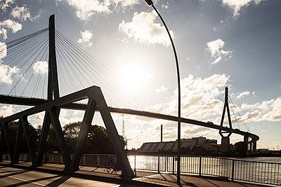 Köhlbrandbrücke - p1222m1181586 von Jérome Gerull