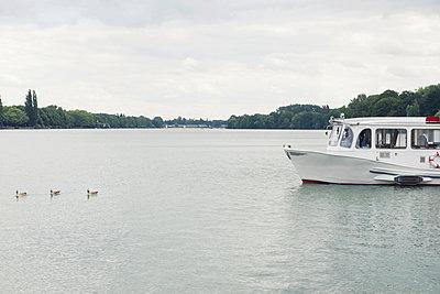 Maschsee Hannover - p1222m1152415 von Jérome Gerull
