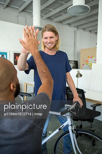 Handschlag - p1156m1572714 von miep