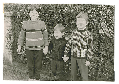 Three Boys - p318m758453 by Christoph Eberle