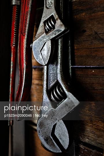 Tools - p1523m2090046 by Nic Fey