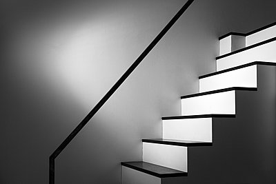 Treppe - p1338m1181731 von Birgit Kaulfuss