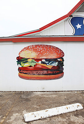 Hamburgerbude - p0452717 von Jasmin Sander