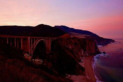 Bixby Bridge - p1399m1528880 by Daniel Hischer