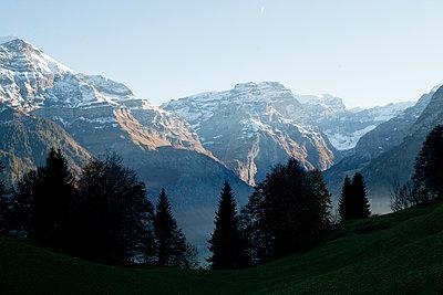 Swiss alps - p1683m2272016 by Luisa Zanzani
