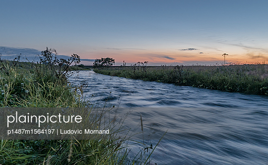 River of life - p1487m1564197 by Ludovic Mornand