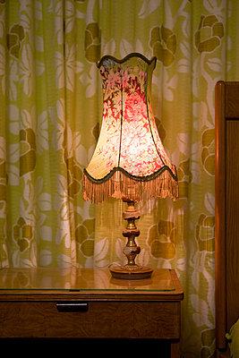 Lampe - p505m951808 von Iris Wolf