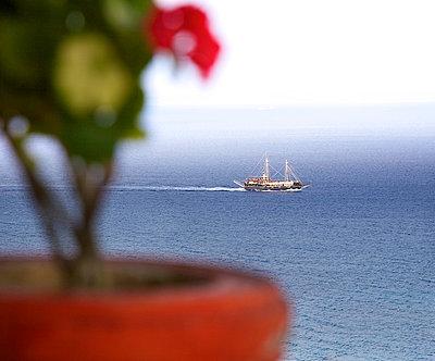 Ionian Coast - p606m794164 by Iris Friedrich
