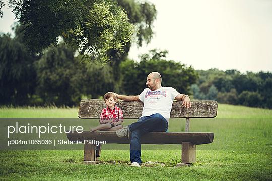 Familienausflug - p904m1065036 von Stefanie Päffgen