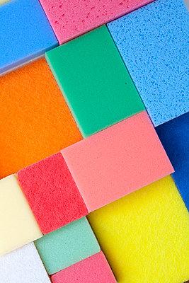 Mondrian goes Alltag - p4541359 von Lubitz + Dorner