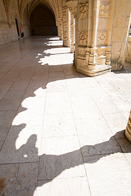 Jeronimos Monastery - p535m2020502 by Michelle Gibson