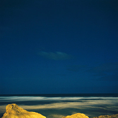 soft waves (biarritz)  - p5672659 by Sandrine Agosti-Navarri