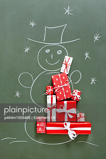 Geschenke, Geschenke - p464m1005468 von Elektrons 08