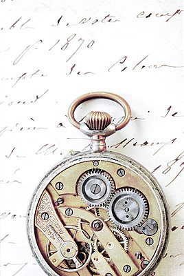 Zeit vergeht - p4500608 von Hanka Steidle