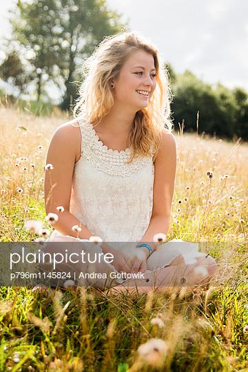 Sommerfeeling - p796m1145824 von Andrea Gottowik