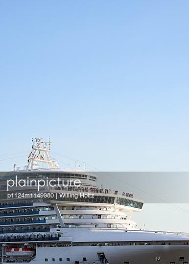 Kreuzfahrtschiff - p1124m1149980 von Willing-Holtz