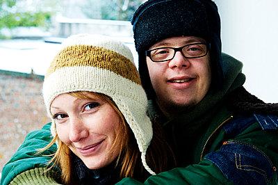 Wintermützenfreunde - p1164m951938 von Uwe Schinkel