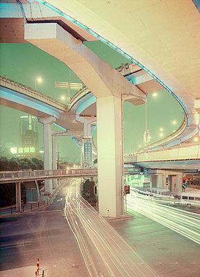 Shanghai bei Nacht - p2686872 von Matthias Schmiedel