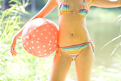 Beach ball - p6420054 by brophoto